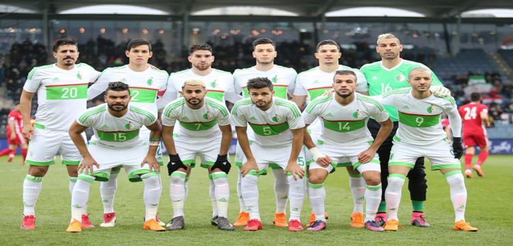 منتخب الجزائر يسقط أمام الرأس الأخضر