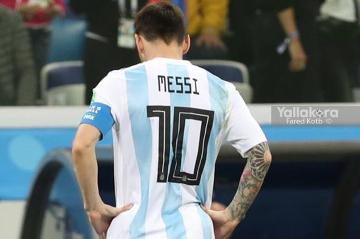 لعبة الحسابات.. كيف ينجو ميسي من توديع كأس العالم؟ الأمل مربوط بأقدام إفريقية