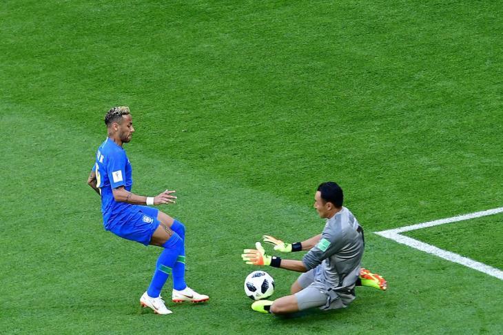 مباشر دقيقة بدقيقة.. البرازيل 0-0 كوستاريكا