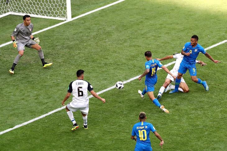 تقرير.. 5 أسباب لأول فوز برازيلي في مونديال روسيا