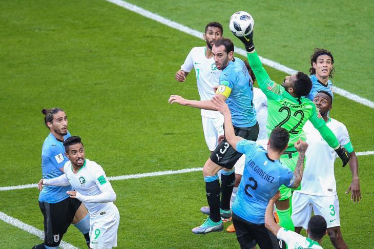 تقرير.. قبل مواجهة مصر.. ماذا قدمت السعودية أمام المنتخبات الإفريقية في المونديال؟