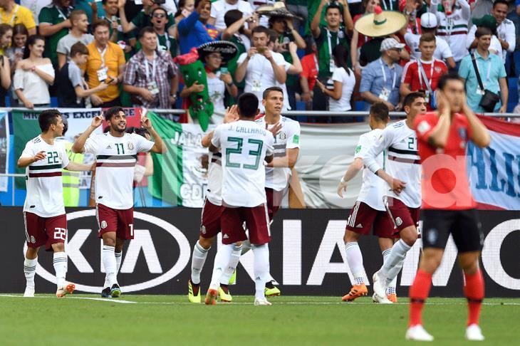 مباشر.. المكسيك 1-0 كوريا الجنوبية.. ركلة جزاء
