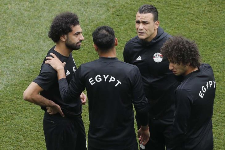 تشكيل منتخب مصر.. الحضري أساسيا أمام السعودية بالمونديال
