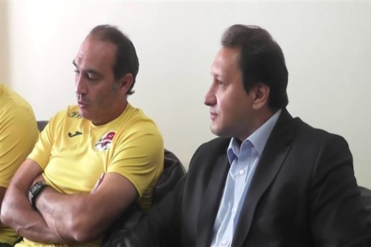 مصدر ليلا كورة: هادي خشبة مديرًا للكرة بالأهرام.. وعبد الغني يقترب من منصب المدير الرياضي