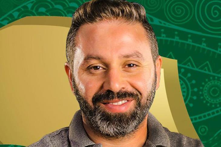 """بالفيديو.. نجوم الفانتازي.. حازم إمام يتحدث عن مستقبل """"الأيقونة"""" صلاح"""