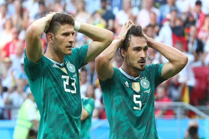 بعد الهزيمة أمام فرنسا.. 4 سيناريوهات تهبط بألمانيا للتصنيف الثاني بدوري أمم أوروبا