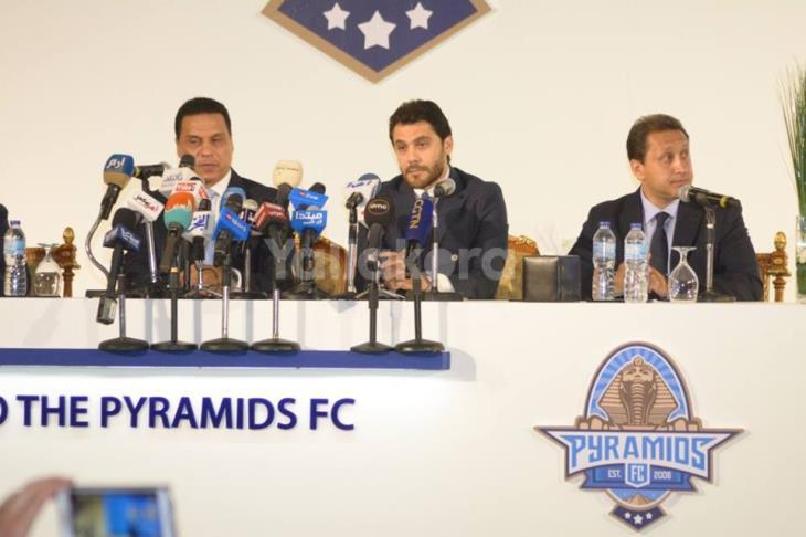 حسام البدري: بيراميدز سيتقدم بخطاب رسمي لاتحاد الكرة