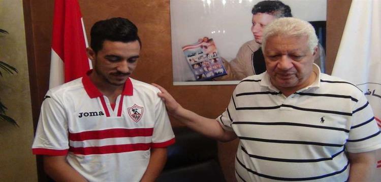 رسميا.. الزمالك يحصل على استغناء إبراهيم حسن وبهاء مجدي من الإسماعيلي