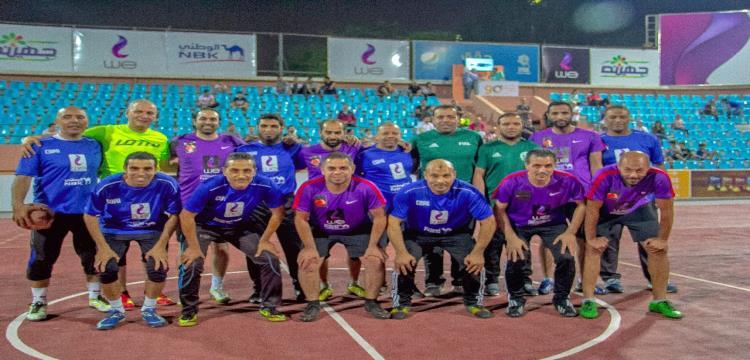 الأهلي يتصدر مجموعته في بطولة كأس سمير زاهر