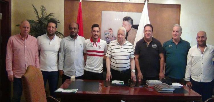 رئيس الإسماعيلي: إبراهيم حسن لم ينتقل للزمالك.. وقد يرحل للسعودية