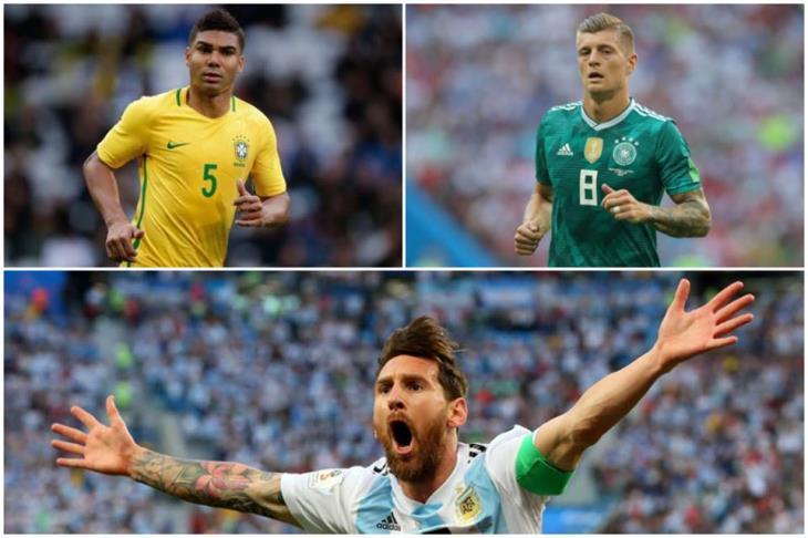 صباحك أوروبي.. تواضع برازيلي.. كروس مطلوب في مانشستر.. ودور جديد لميسي