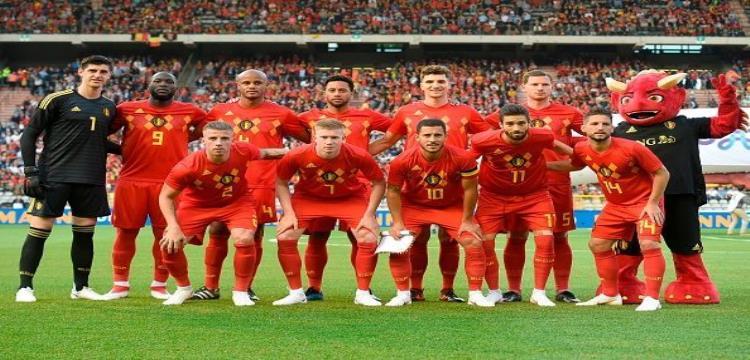 كومباني ضمن قائمة بلجيكا النهائية للمونديال رغم إصابته