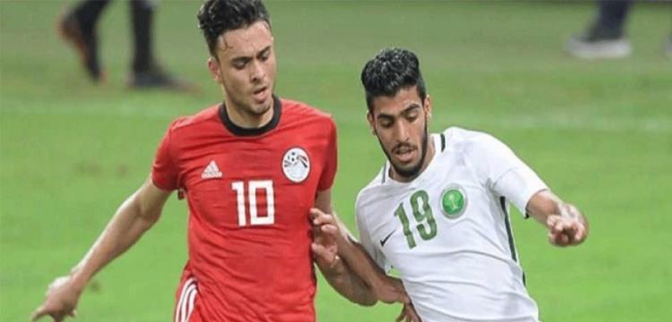بالفيديو..  صلاح محسن يقود أولمبي مصر للفوز على الجزائر