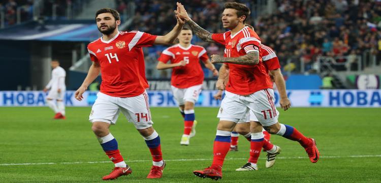روسيا ترد على اتهامات تعاطي لاعبيها منشطات في كأس العالم