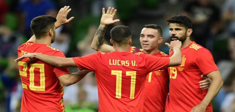 تونس تخسر بصعوبة من إسبانيا في نهاية الاستعدادات للمونديال
