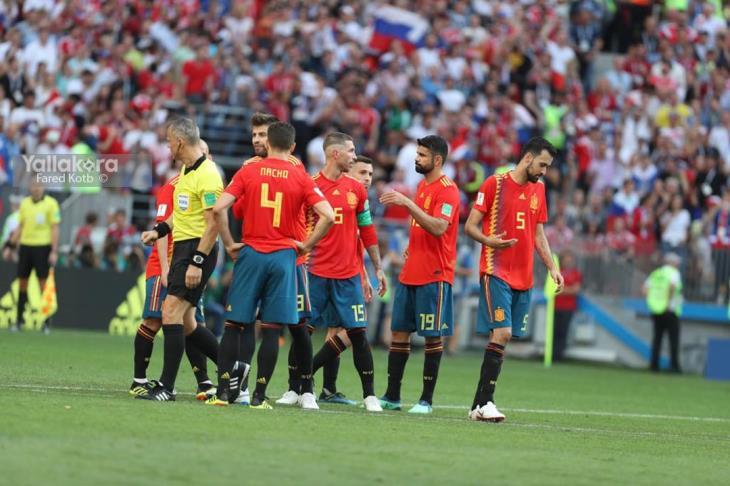راموس يتحدث عن السبب وراء زعزعة الاستقرار داخل منتخب إسبانيا