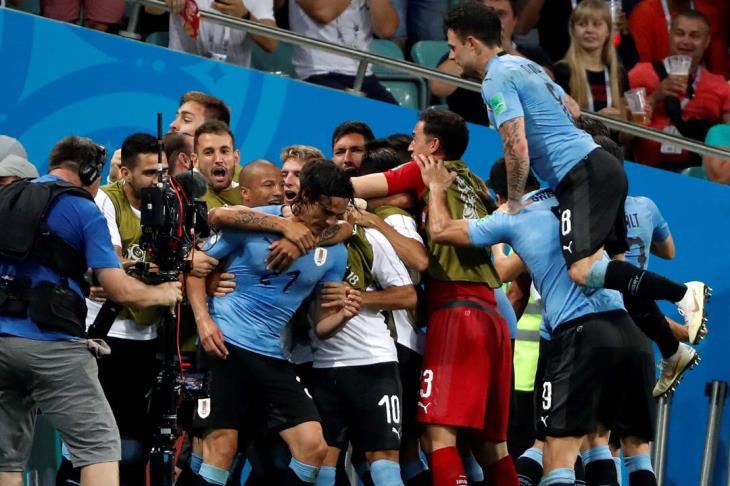 تقرير.. 5 أسباب لتأهل أوروجواي لدور الـ8 بالمونديال