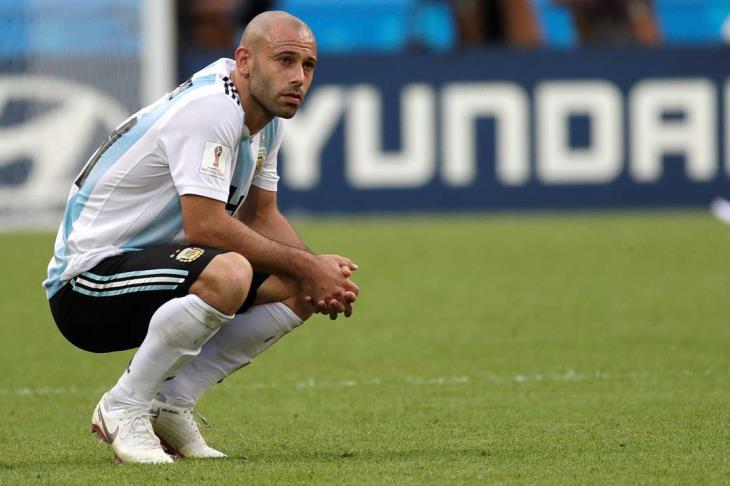 """تقرير.. كيف أنهى ماسكيرانو """"قصته"""" مع منتخب الأرجنتين؟"""