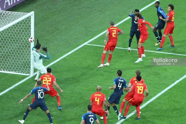 أومتيتي: لا نريد تكرار نهائي يورو 2016