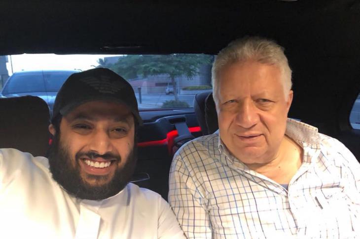 مرتضى لتركي آل الشيخ: لن نستمر في البطولة العربية إذا ظل التحكيم بهذا الشكل