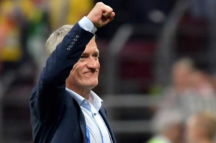 تقرير.. ديشامب ينضم لصفوف النخبة في كأس العالم