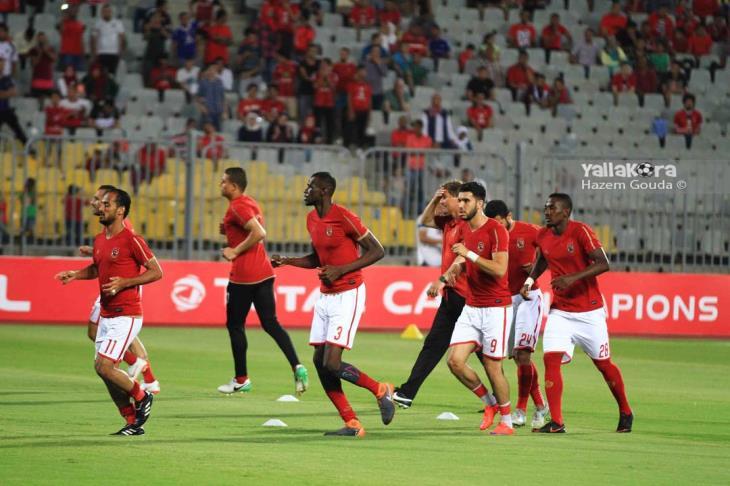 مباشر.. دوري أبطال إفريقيا.. الأهلي 1-0 تاونشيب البتسواني.. أزارو يسجل