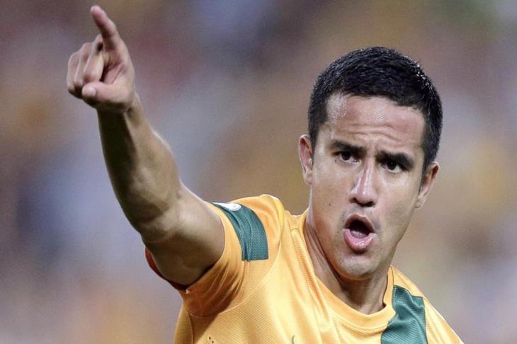 """تيم كاهيل """"الهداف التاريخي"""" لأستراليا يعلن اعتزاله اللعب الدولي"""