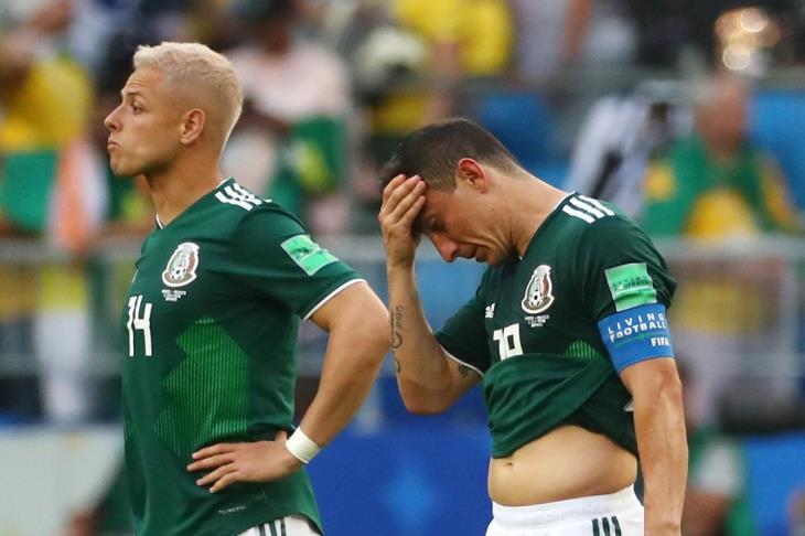 أمريكا تهزم المكسيك بهدف نظيف وديًا