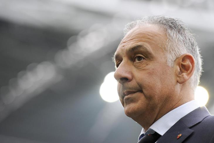 اليويفا يوقف رئيس نادي روما في دوري أبطال أوروبا
