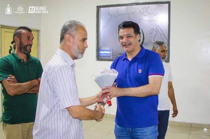جلال: 3 أسباب جعلتني أفضل أهلي طرابلس.. و4 لاعبين من الأهلي يرحبون بالانضمام