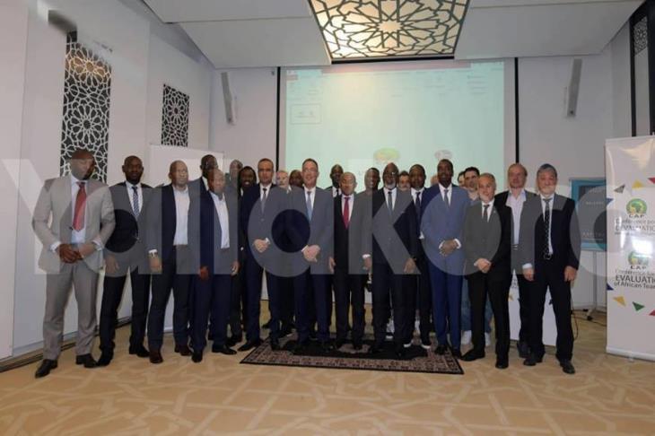 غياب مصري عن ندوة الكاف لتقييم منتخبات إفريقيا بالمونديال