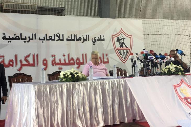 """مرتضى منصور يعلن: اطلاق برنامج """"زمالك الوطنية والكرامة"""" عبر قناتين فضائيتين"""