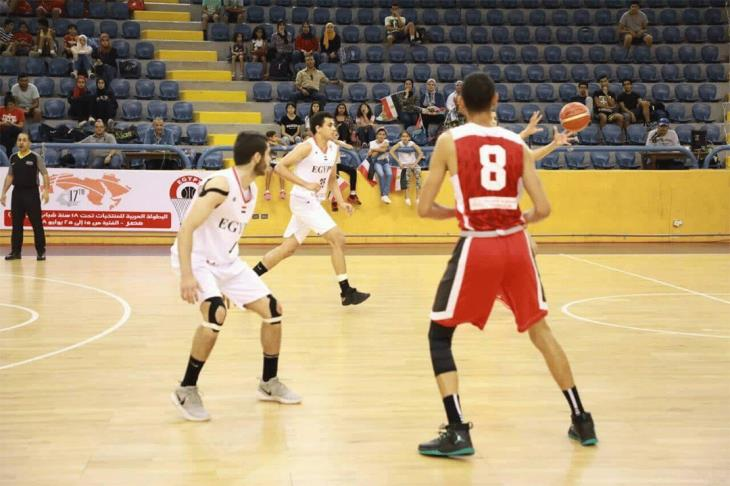 كرة السلة.. شباب مصر أبطالًا للعرب