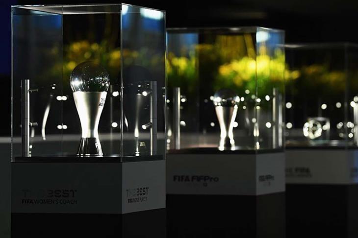 """جوائز """"The Best"""".. زيدان وجوارديولا وكلوب ضمن """"أفضل مدير فني"""".. ومارتا تتواجد بـ""""أفضل لاعبة"""""""