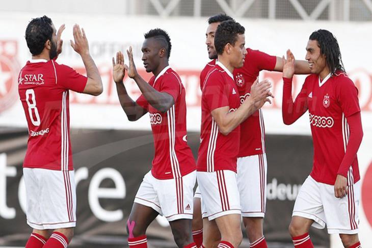 مرعي يقود النجم للتأهل لدور الثمانية بدوري أبطال أفريقيا