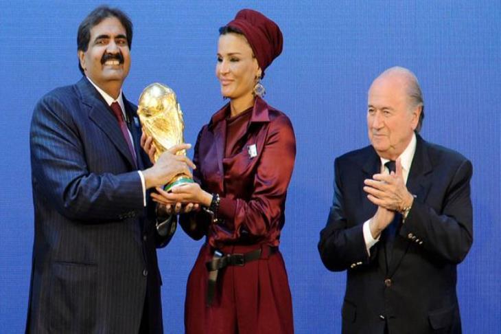 صنداي تايمز: الفيفا يتعرض للضغوط لفتح تحقيق في تنظيم قطر مونديال 2022