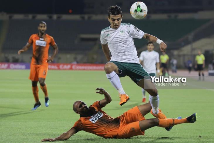 رسميًا.. المصري يتأهل لربع نهائي الكونفدرالية بعد فوز النهضة على الهلال