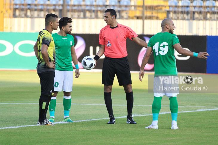 المقاولون العرب يتعادل مع الاتحاد السكندري في افتتاحية الدوري