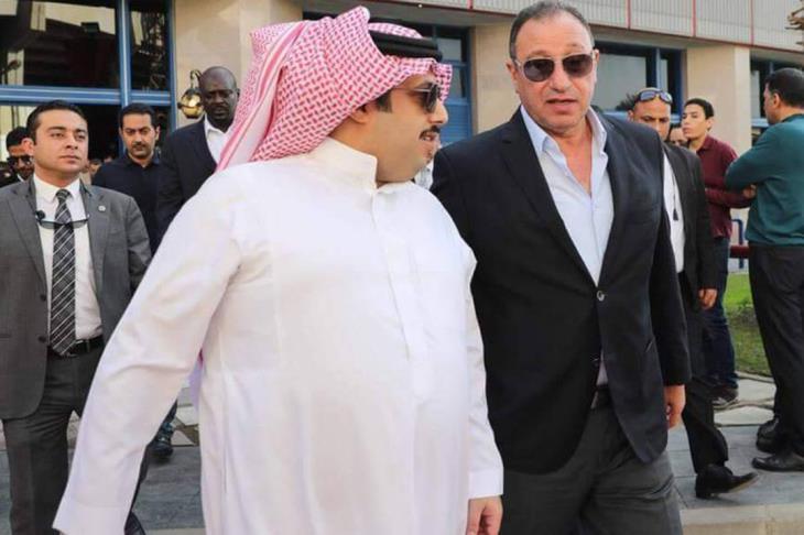 """الصقر: آل الشيخ اشترى نادي """"كيدًا"""" في الأهلي؟ حاول شراء الترسانة أثناء رئاسته الشرفية"""