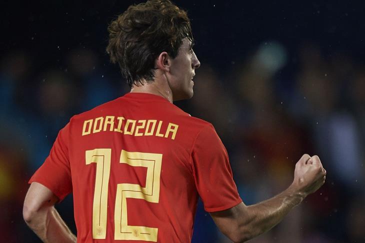 رسميا.. ريال مدريد يعلن تعاقده مع ألبارو أودريوزولا