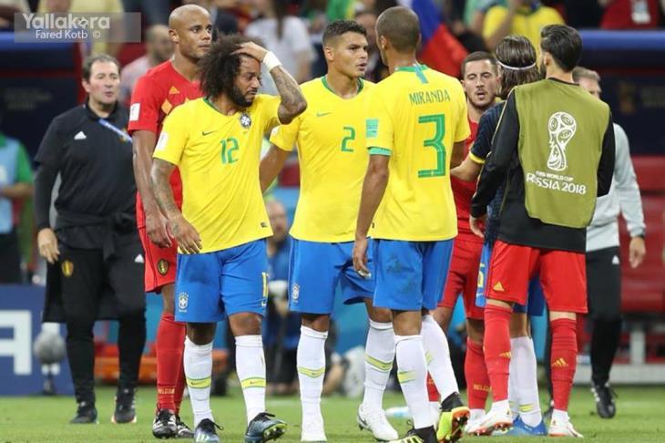 رئيس البرازيل: المنتخب لعب بشرف