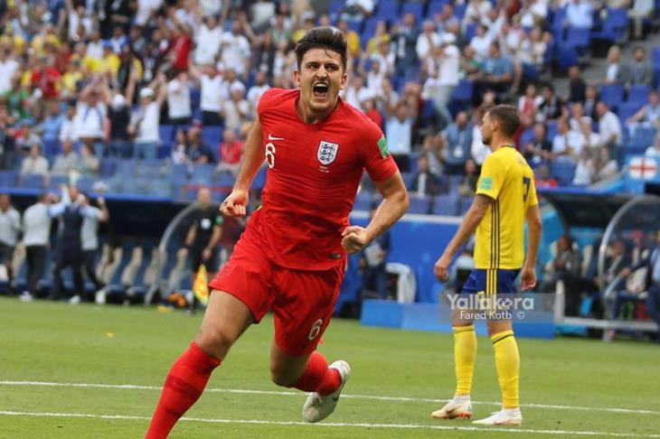 إنجلترا تكرر انجاز مونديال 1966 بعد التأهل لنصف النهائي بروسيا