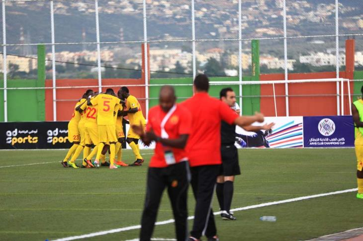 المريخ السوداني يقلب تأخره أمام الجيش السوري إلى فوز البطولة العربية