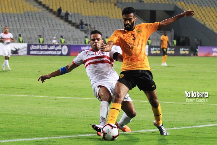حازم إمام ليلا كورة: لا أنوي الرحيل عن الزمالك.. ولدي دور خارج الملعب