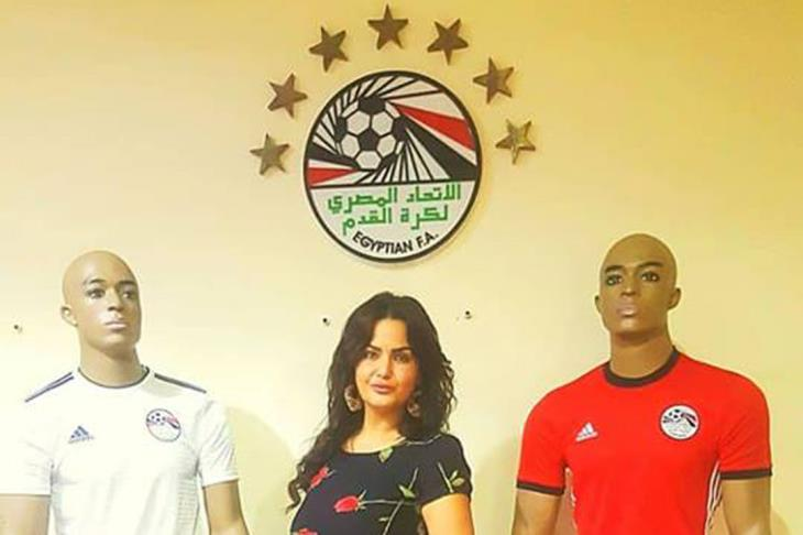 """مستند.. """"نص"""" طلب سما المصري لاتحاد الكرة لتولي منصب مدير المنتخب"""