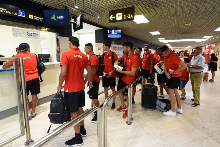 لماذا فكر إشبيلية في الانسحاب من السوبر الإسباني أمام برشلونة؟