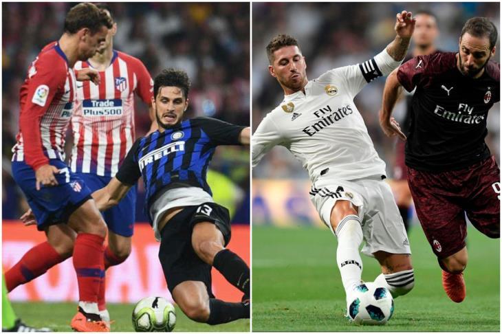 تقرير.. ماذا قدم طرفا مدريد في الموسم التحضيري قبل السوبر الأوروبي؟