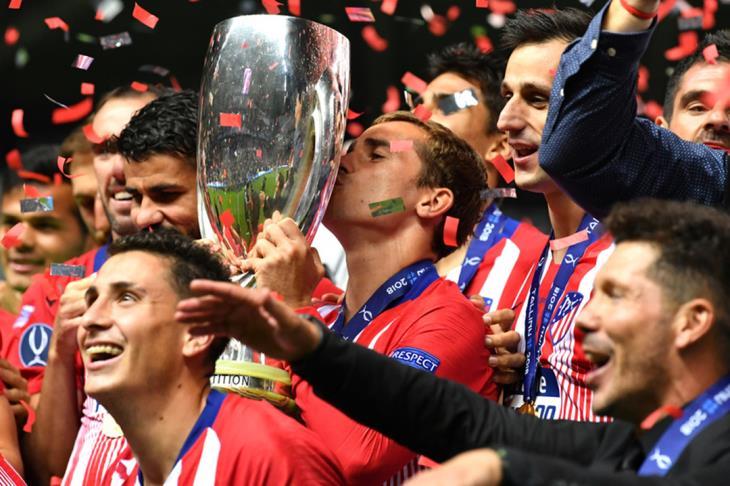 جريزمان: الانضمام لبرشلونة؟ لم أندم على قراري