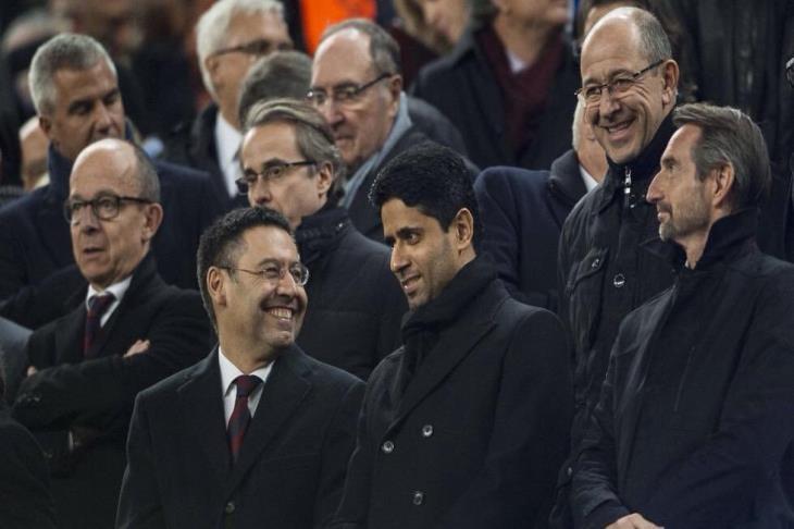 تقارير: صفقة تبادلية بين برشلونة وباريس سان جيرمان تلوح في الأفق