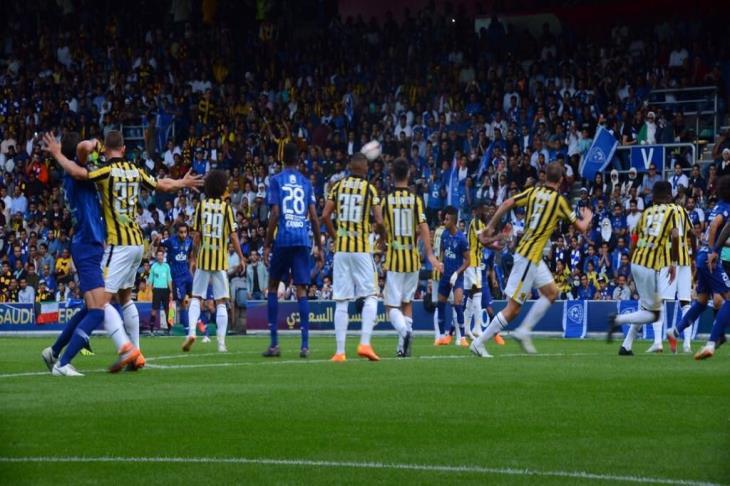 الحضور الجماهير يتخطى نصف المليون في دوري كأس الأمير محمد بن سلمان